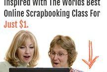 Scrapbooking Ideas / Get scrapbooking inspiration / by Organized Photos