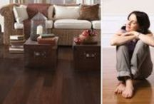 Park Lane Laminate - TORLYS Smart Floors / classic. timeless. The Park Lane collection creates a look of classic, time-honoured hardwoods, perfectly capturing their rich texture, beauty and charm. Warm Oak, Walnut, Teak, Maple, Redwood and Sunrise Koa.