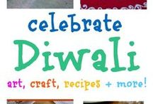 Diwali / Activity ideas and suggestions.