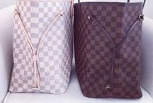 Arm Candy / From Chanel to Chloe, Vuitton to Versace, these are a few of our favorite handbags! We buy and sell luxury handbags like these beauties, so occasionally we'll pin one of our own - but typically they sell too fast to pin!