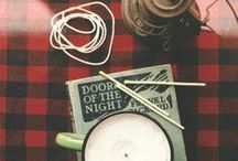homemade: crafty / by Katie Boué