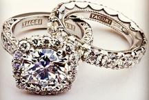 "Rings / ""Big girls need big diamonds.""  / by Lauren Elizabeth"