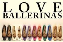 "{LOVE ballerinas} / ""Ballet is woman."" ~George Balanchine"