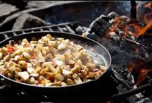 homemade: camp food