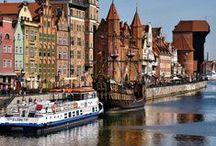 Poland-Warsaw, Krakov , Wieliezka , Poznan , Gdansk, Niedzica. / My dream would be to visit Poland someday....Europe...A beautiful country Poland.. / by jill anne