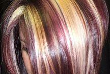 Hair n Makeup / by Kori Drivas