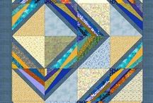 String Quilts / by Quiet Time Quilts