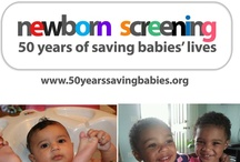 50 Years of Newborn Screening / by Association of Public Health Laboratories (APHL)