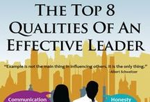 Leadership / Great #leadership is very important.  I gather here some good tips and #infographics about leadership.
