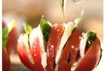 Eat -- Appetizers / by Elizajane Allen