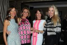 Madderson SS14 RTW launch party / We invited London socialites for a girls' night out to celebrate the launch of our new Womenswear line for Spring/Summer 2014