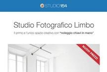 Sala di Posa con Limbo greenscreen / Noleggio Studio Fotografico a Roma. Sala di Posa attrezzata in affitto. Sfondo fotografico limbo greenscreen, bluescreen, chromakey  http://studio-fotografico.studio154.it