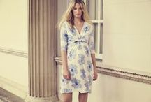 Spring/Summer '15 Maternity / Our new SS15 maternity collection, inspired by Britain in the Summertime. The collection is teeming with fresh colours, beautiful hand-drawn botanical prints and versatile shapes that are modern, feminine and wearable.