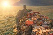 Wanderlust...Italy / by Elizajane Allen