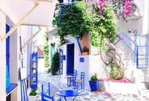 Wanderlust...Greece / by Elizajane Allen