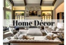Home Décor / Fun ideas to make your home stand out.