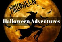 Halloween Adventures / Fun ideas with neon colors during Halloween time