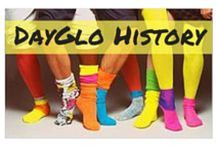 DayGlo History / Check out all the history that DayGlo has made since the 1930's!