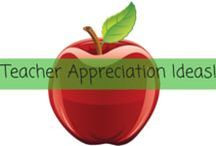 Teacher Appreciation Ideas! / Show your teachers how much you appreciate their hard work with these awesome ideas!