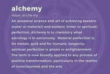 Alchemy / Magick, myths, sorcery and symbols