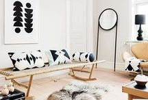 Weekend house decor. / inspiration for woodstock cabin, here. / by Kate Gunning