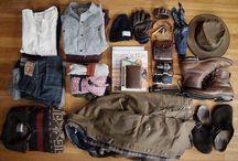 Menswear / by Kaitlyn Harun