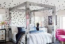 I Heart Dream Bedrooms / Sleep, eat, watch tv - whatever you do in your bedroom, make it beautiful! / by Eclectically Vintage