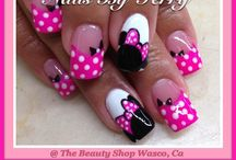 Cute Nails / by Jeana Stockdale