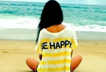 BE HAPPY! :) / by Ali