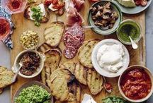 Food & Drinks - Delicious Desires / Yummy food we desire, plan to make & just adore! / by Bastyan Fashions