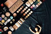 Beauty Treasure Box / Inspiring beauty bits. Bundles of make-up, cosmetics and hair-do brilliance!