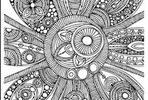 Mandala Colorin! / by Andy Jimenez