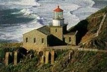 Central California Lighthouses / Nineteenth century California history is well-preserved at these wonderful light stations.