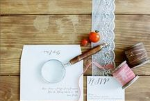 Photographing Stationery