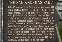 San Andreas Fault / Slip slidin' away...