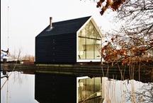 Campo dreams / una pquqña casa en el campo cerca del mar.  / by Andy Jimenez