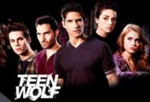 • Teen Wolғ • / My favorite show! My favorite charter is of cores Stiles! / by Jessica