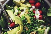Ensalada - Salad  / by Andy Jimenez