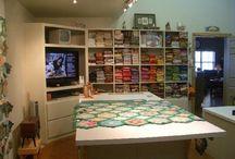 Sewing, Workshops & Craft Rooms