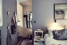 inspo sleeping area.