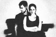 • Dιvergenт. Inѕυrgenт. Allegιanт. • / Divergent. Insurgent. Allegiant / by Jessica