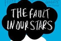 • Tнe Faυlт In Oυr Sтarѕ • / This book made me laugh and it also broke my heart.  #TFIOS / by Jessica