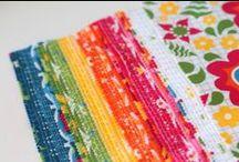 Drool-worthy fabrics!