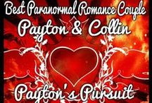 PAYTON'S PURSUIT / Book #2 in The Winters Sisters Series
