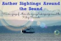 Author Sightings Around the Sound / Chat with the authors on Facebook. Stay up-to-date with their latest releases. Find out about upcoming book signings!