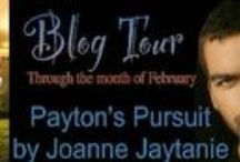 MY BLOG & WEBSITE / Keep up with all that's happening. Follow my blog and website.