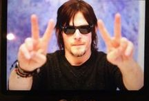 NORMAN REEDUS MY BIG OBSESSION / by Vicky Riley