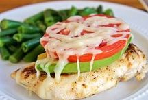 Dinner/Main Dish Recipes / Inspiration for dinner and main dish recipes   Warning: This is an inspiration board, so not everything pinned here will be gluten-free. For a strictly gluten-free recipe board, check out my recipe board here: http://www.pinterest.com/elisenew/gluten-free-recipes/