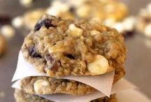 Cookies And Bars Recipes / Cookie recipes!    Warning: This is an inspiration board, so not everything pinned here will be gluten-free. For a strictly gluten-free recipe board, check out my recipe board here: http://www.pinterest.com/elisenew/gluten-free-recipes/