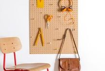 Perfect PegBoards / Our range of handy PegBoards from Block Design! Perfect for memos and art displays!
